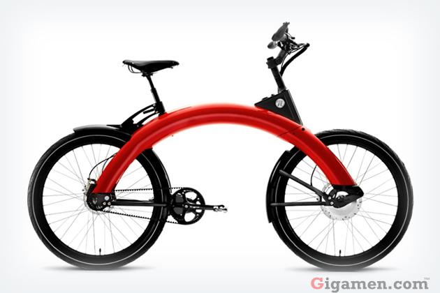 ... の電気自転車   GIGAMEN ギガメン