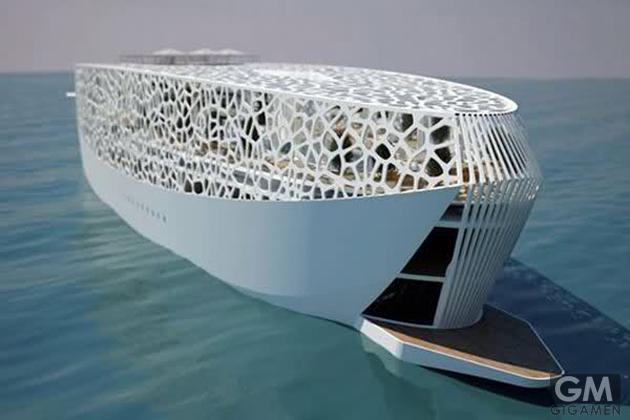 gigamen_Veronoi_Mega_Yacht