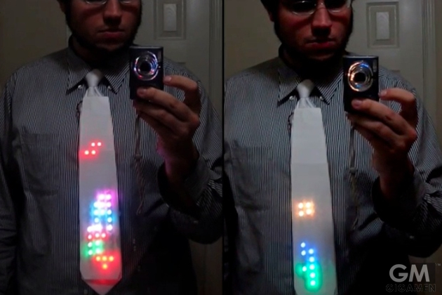 gigamen_LED_Tetris_Tie