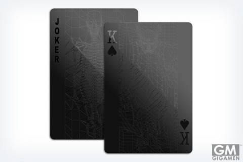 gigamen_Black_Playing_Cards