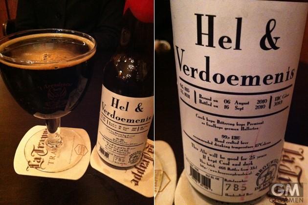 gigamen_De_Molen_Hel&Verdoemenis_Wild_Turkey_Barrel