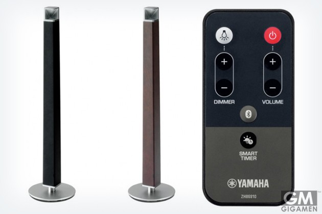 yamaha relit lsx 700 bluetooth speaker gigamen. Black Bedroom Furniture Sets. Home Design Ideas