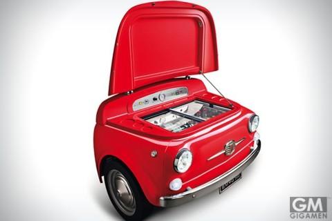 gigamen_SMEG_Fiat_500_Refrigerator