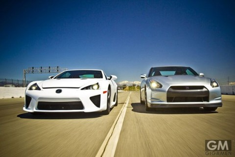 gigamen_Lexus_LFA_vs_Nissan_GT-R