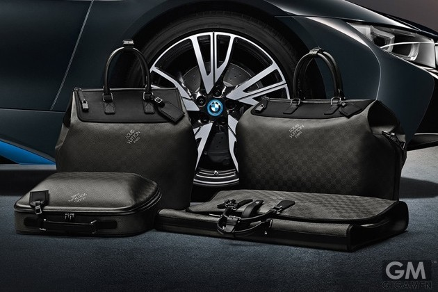gigamen_BMW-i8-louis-vuitton-luggage