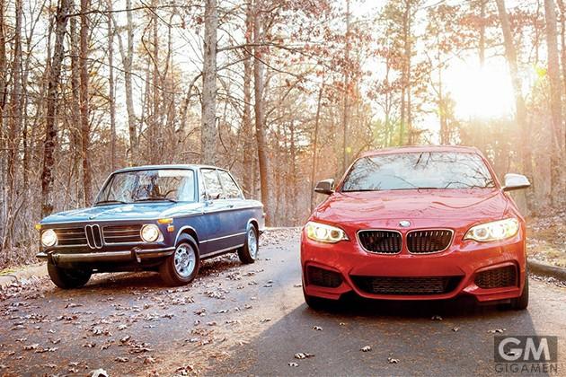 gigamen_1972_BMW_2002tii_Vs_2014_BMW_M235i