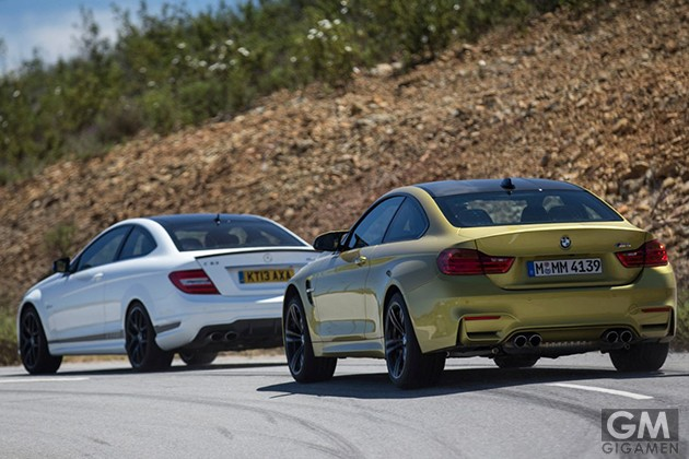 gigamen_BMW_M4_vs_Mercedes_Benz_C63_AMG01