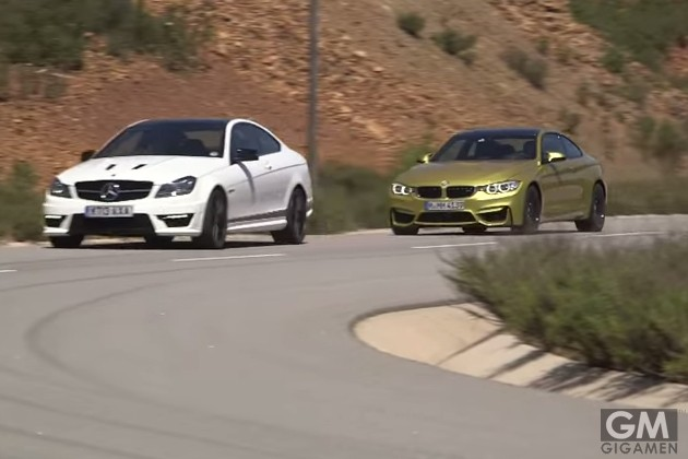 gigamen_BMW_M4_vs_Mercedes_Benz_C63_AMG02