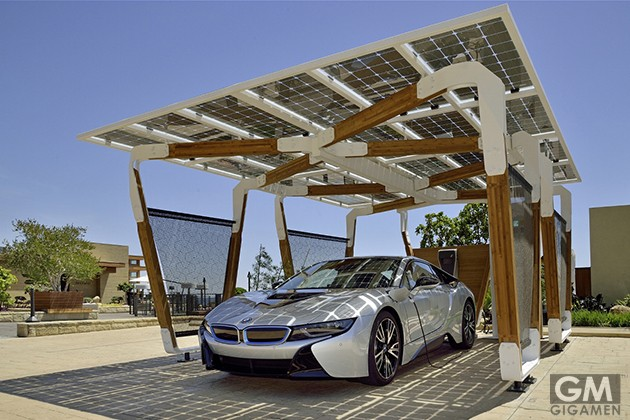gigamen_BMW_Solar_Carport_Concept