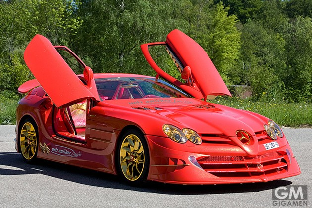gigamen_Mercedes-Benz_SLR_McLaren_999_Red_Gold_Dream_Ueli_Anliker