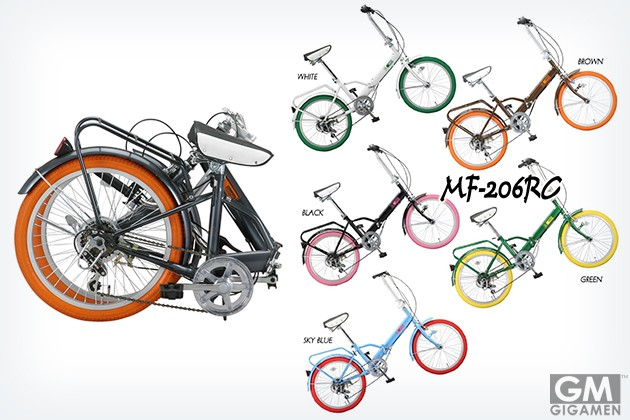 gigamen_Raychell_Folding_Bike01
