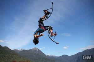 Air-Trekker Jumping Stiltsで驚異のジャンプ力を手に入れる!