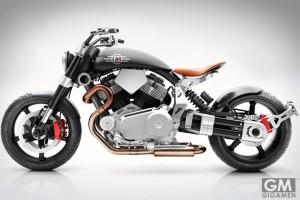 X132 Hellcat Speedsterはバイク界のスピードスターだ!