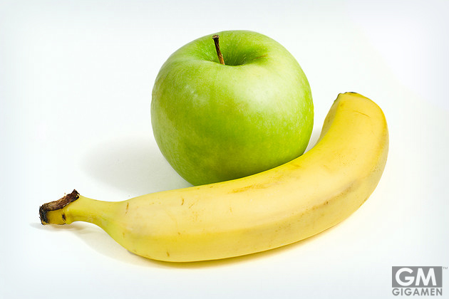 gigamen_Apple_and_Banana