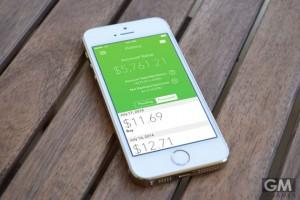 四捨五入後の端数は自動的に投資へ アプリ「Acorns」