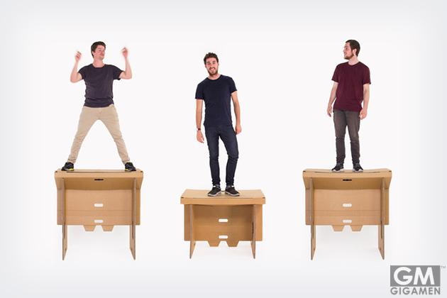 gigamen_Portable_Cardboard_Standing_Desk01