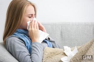 免疫力アップの5つの食材で風邪をひきにくい体をつくる