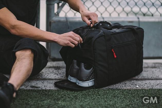 仕事帰りにジム通いをする君に最適。dsptch Gym Work Bag Gigamen ギガメン