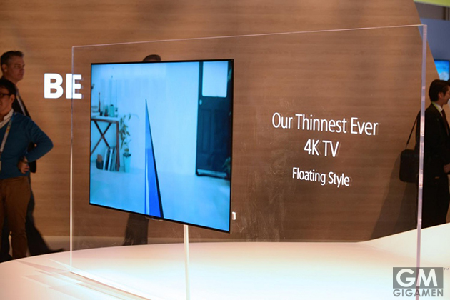 gigamen_CES_2015_Wold_Thinnest_TV