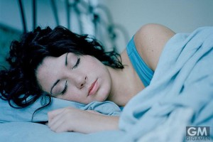 10分以内に再び熟睡できる5つの方法。