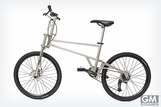 gigamen_Helix_Titanium_Folding_Bike