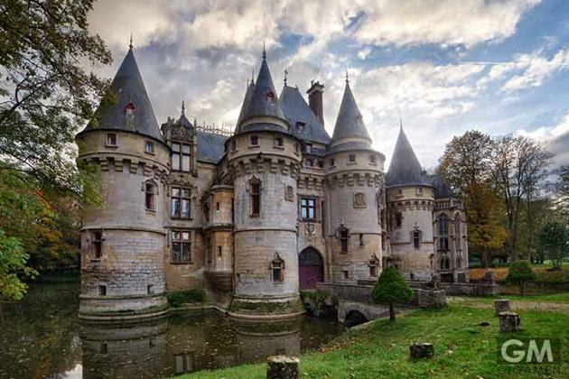 gigamen_Le_Chateau_de_Vigny_Castle