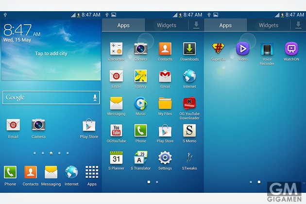 gigamen_Android_user_interface01