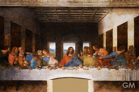gigamen_Details_Last_Supper