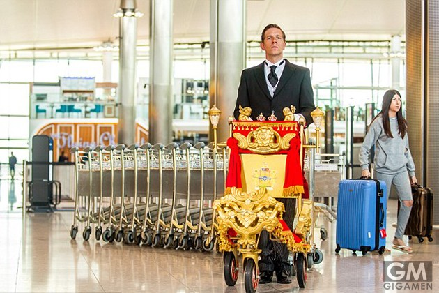 gigamen_Golden_Trolley_Heathrow_Airport01