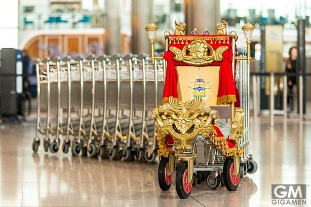 gigamen_Golden_Trolley_Heathrow_Airport02