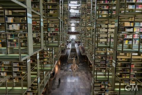 gigamen_Mexico_Biblioteca_Vasconcelos