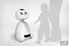 gigamen_Social_Robot_Buddy