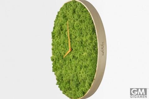 noktuku-moss-clock