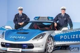 german-police-corvette-aftermarket-tuning