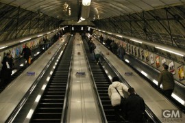 standstill-on-escalators