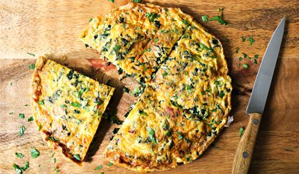 art-bacon_greens_frittata